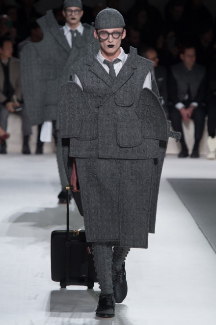Thom Browne Menswear FW 2017 Paris (21)
