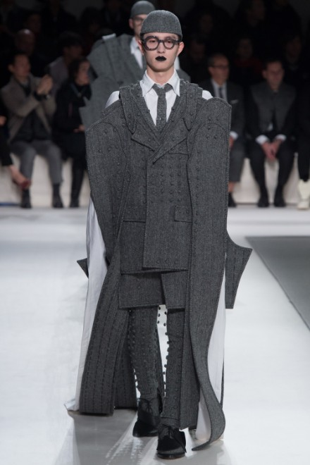 Thom Browne Menswear FW 2017 Paris (25)