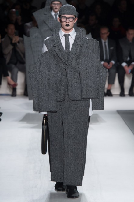 Thom Browne Menswear FW 2017 Paris (29)