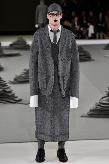 Thom Browne Menswear FW 2017 Paris (41)