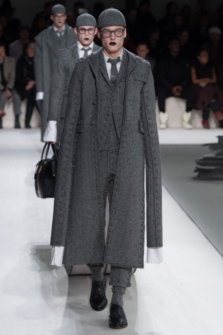Thom Browne Menswear FW 2017 Paris (42)