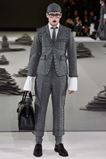 Thom Browne Menswear FW 2017 Paris (43)