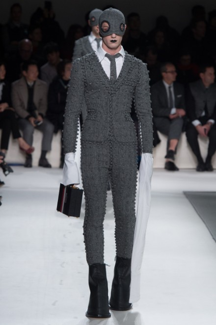 Thom Browne Menswear FW 2017 Paris (8)