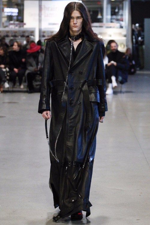 Vetements Menswear FW 2017 Paris35