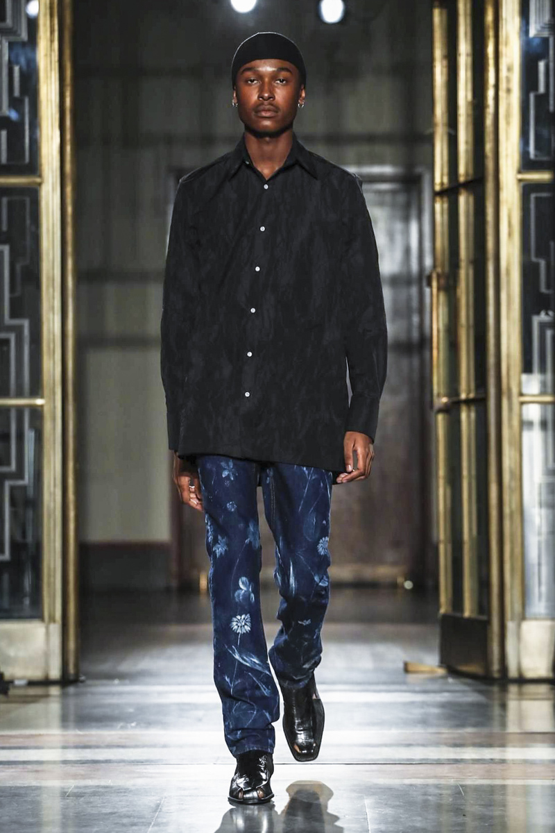 Agi & Sam, Fashion Show, Menswear Collection Fall Winter 2017 in London