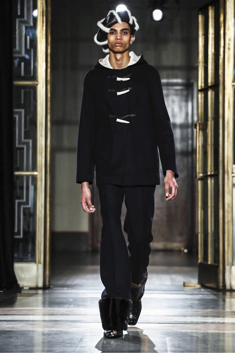 Agi & Sam, Fashion Show, Menswear Collection Fall Winter 2017 in London