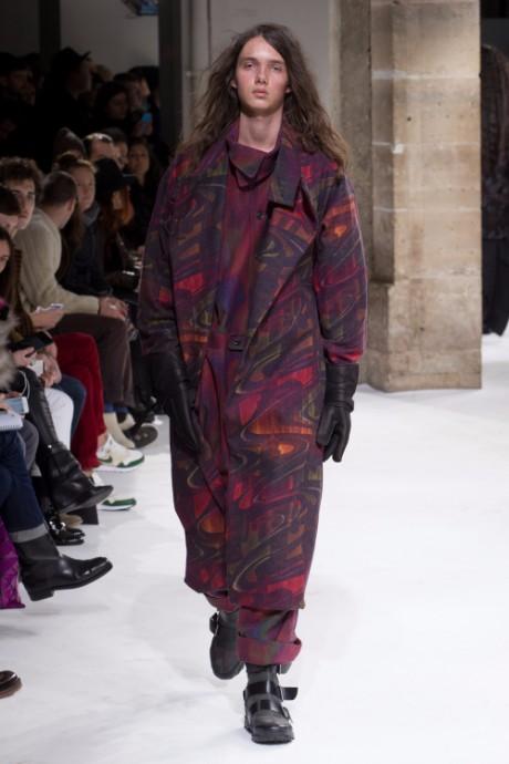 Yohji Yamamoto Menswear FW 2017 Paris34