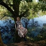 Elle Fanning by Annie Leibovitz