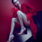 Giuseppe Zanotti F/W 2017.18 Campaign ft. Bella Hadid