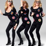 Goldie Hawn by Terry Richardson