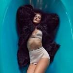 Alessandra Ambrosio by Branislav Simoncik