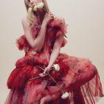 Elle Fanning by Sofia Sanchez & Mauro Mongiello