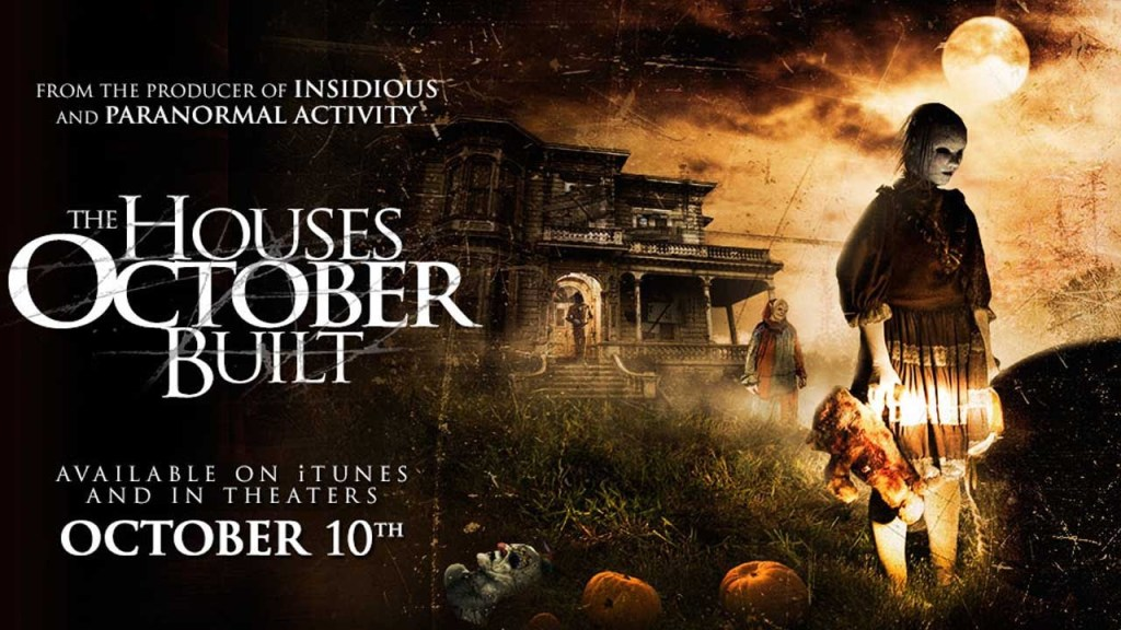 The Houses October Built Glimpse