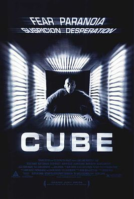 Cube – Horror/sci-fi movie (1997) [Movie Review]