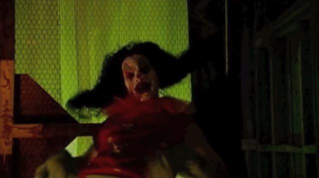 Three Hilarious Scenes in Horror Movies