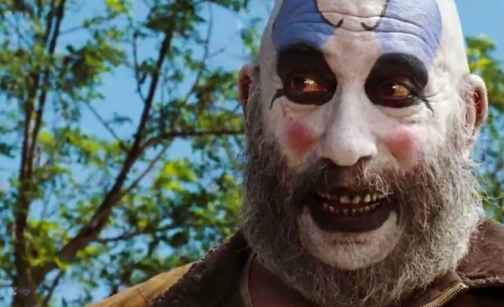Sid Haig on The Devils Rejects