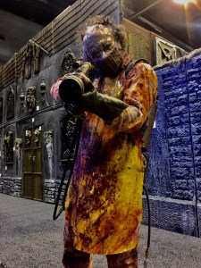 blaster - A Glimpse at Horror Maker, Dead Farm Productions