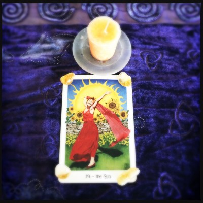 blue cards - Tarot Reading for Beginners