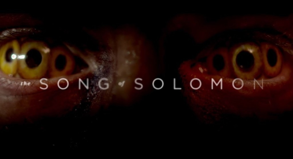 The Song of Solomon: Exorcism with a Twist