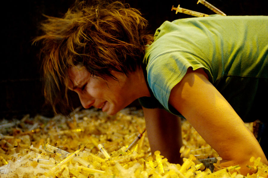 Top Five Goriest Scenes in Horror Films