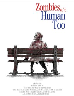 Zombies We're Human Too