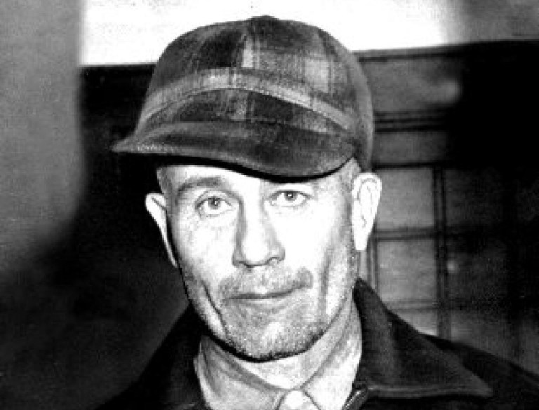 Edward Theodore Gein: murder and disfigurement