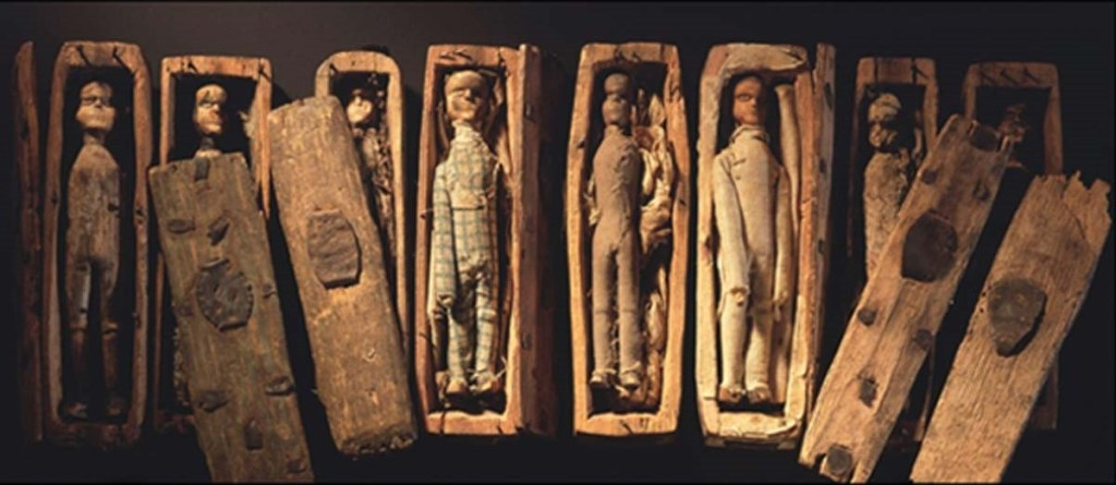 The Mystery of the Arthur's Seat Coffins
