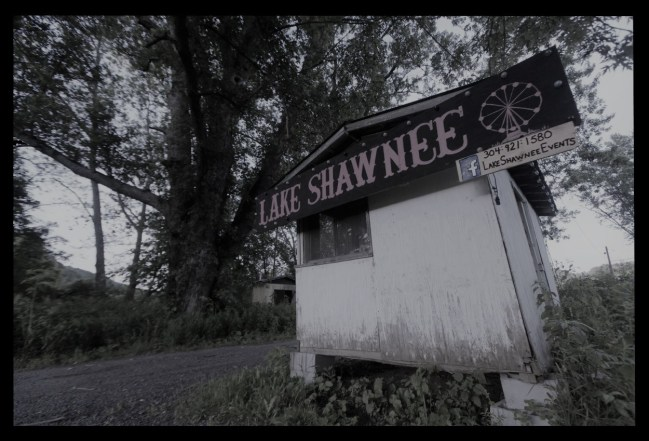 Lake Shawnee Amusement Park