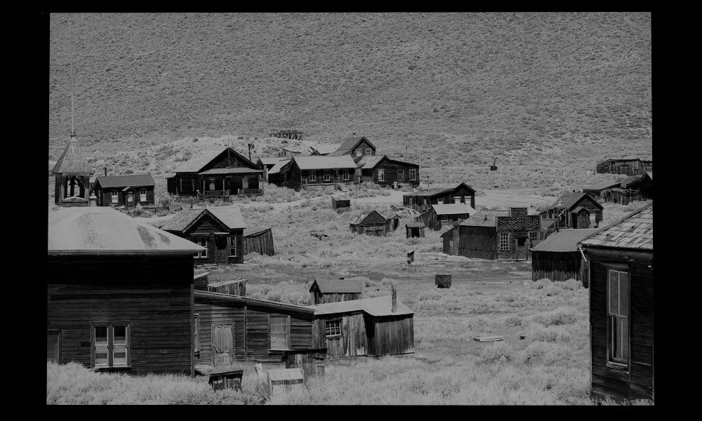 The Bodie Ghost Town Curse