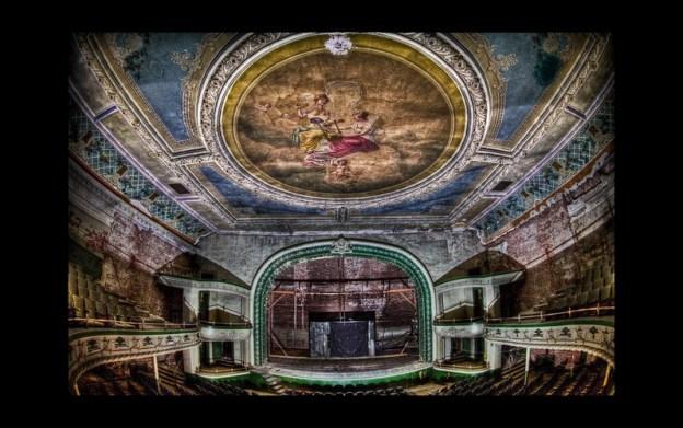 Orpheum Theatre New Bedford
