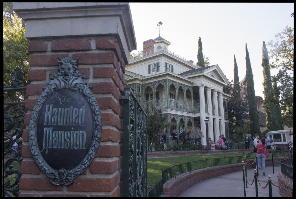Where Is the Secret Room in Disneyland's Haunted Mansion?