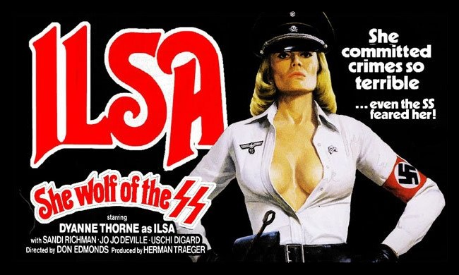 Ilsa, She Wolf of the SS (1975)