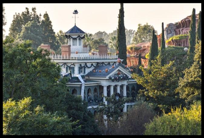 Disneyland opens Secret Entrance to Haunted Mansion