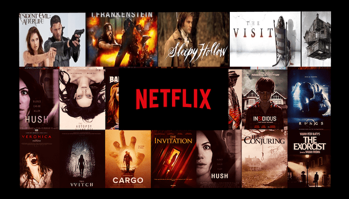 Five Satisfying Horror Films on Netflix for 2021