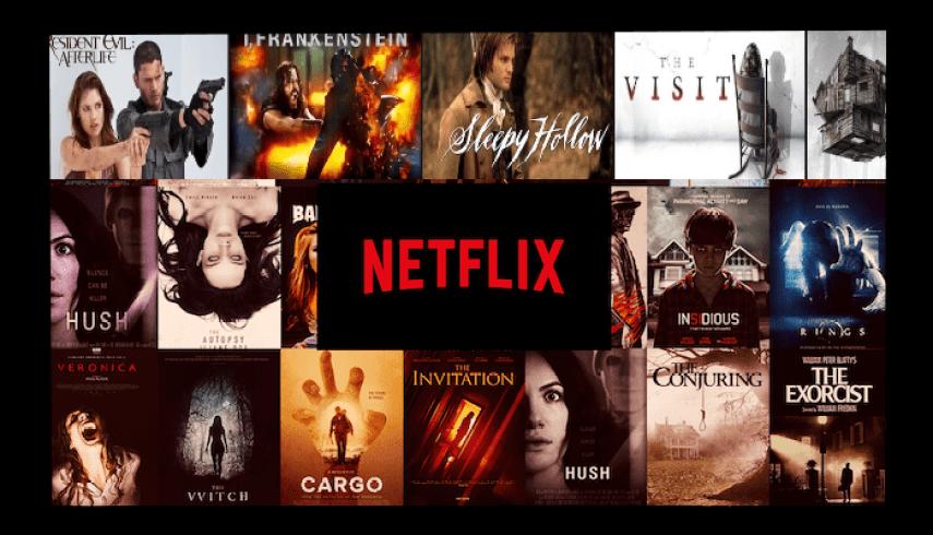 Five Satisfying Horror Films on Netflix