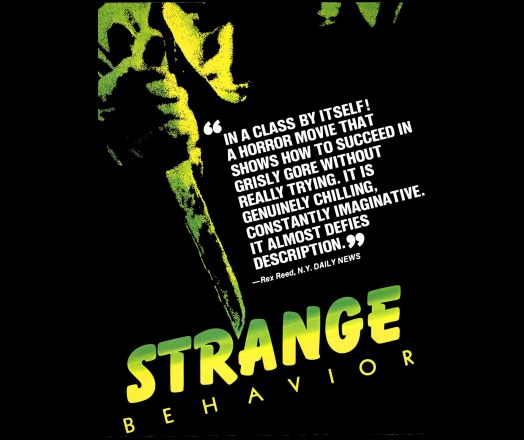 Strange Behavior (1981)