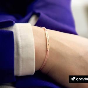 Armband mit Gravur