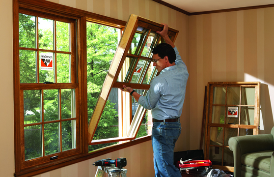 Do You Have Andersen Narroline Double Hung Windows In Your