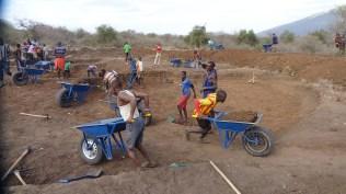DSC02230_Rain water harvesting structure in Kenya