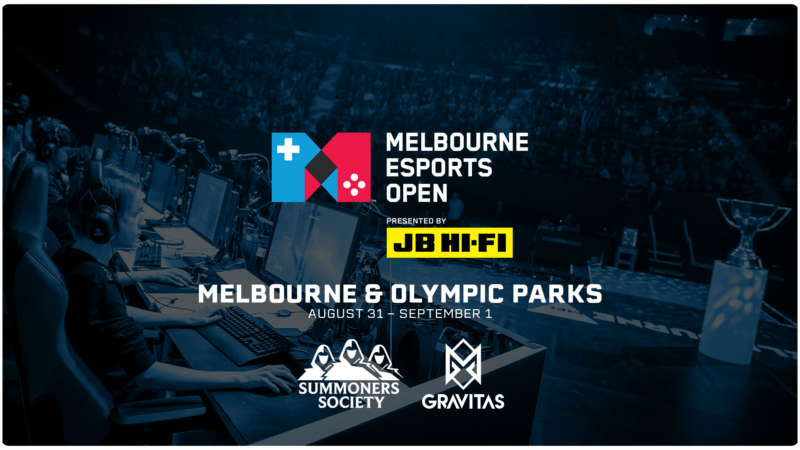 Gravitas and Summoners' Society at MEO