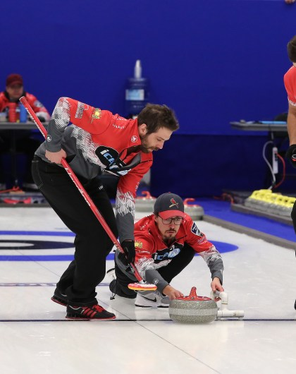 Le Journal Saint-François    A youthful twist on the Valleyfield Curling Membership