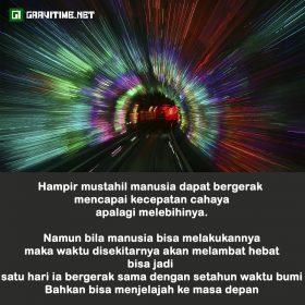 kecepatan cahaya