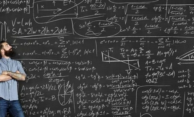 peran matematika