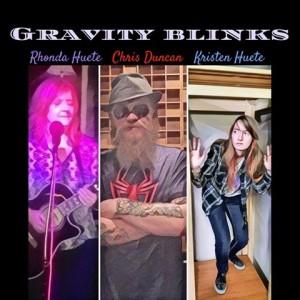 Gravity Blinks Debut trio