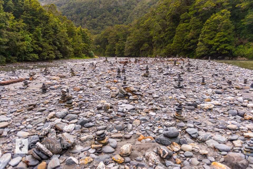 seen at Fantail Falls, NZ