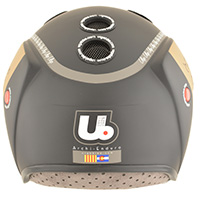 Urge Archi-Enduro Full Face helmet Australian Standard AS/NZS 2063.2008 certified band-dos