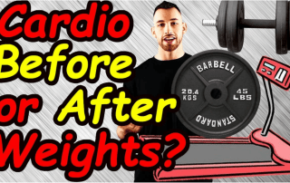 Cardio Before or After Weight Training