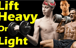 Lift Heavy or Light to Build Muscle