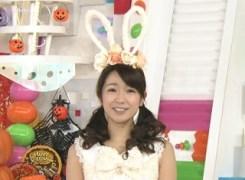 長野美郷がめざましテレビでコスプレ
