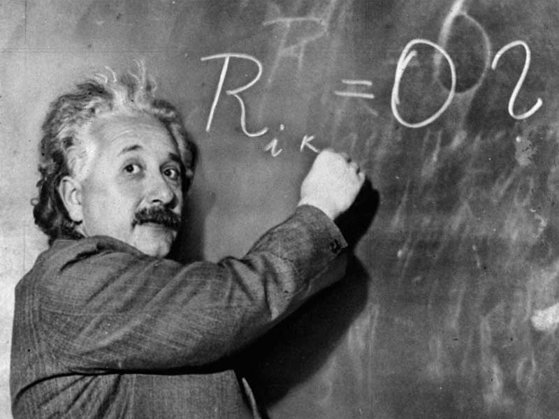 This physicist is know for the world's most famous equation.